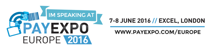 AsiaPay - Joseph Chan will speak at PayExpo Europe 2016 on 7-8 June 2016